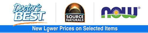 ソースナチュラルズの値下げ実施20150818