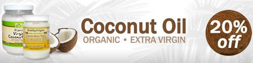 ココナッツオイルスペシャルセール