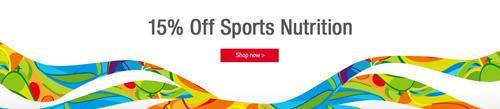 スポーツトレーニング&エクササイズカテゴリ全商品15%割引セール開催中
